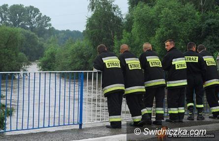 Dolny Śląsk: Przez noc przybędzie wody w rzekach