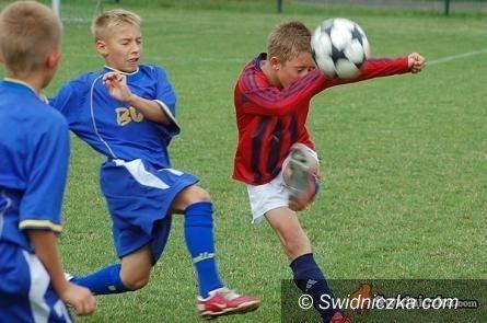 Świdnica: Trwa nabór dla najmłodszych piłkarzy