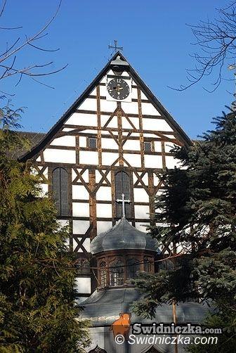Świdnica: Znów wbiją tysiące gwoździ w Kościół Pokoju