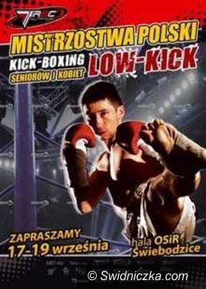Świebodzice: Mistrzostwa Polski w Kickboxingu