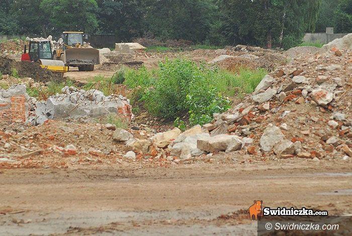 Świdnica: Niebawem ruszy budowa galerii