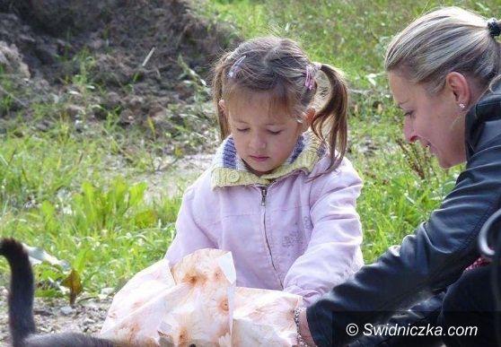 Bagieniec: Burmistrz podziękował dzielnej dziewczynce