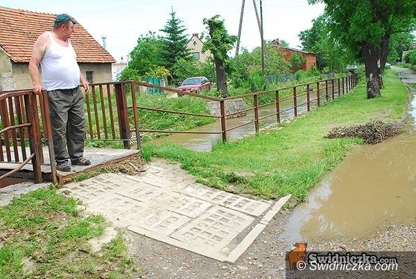 Świdnica: Powiat dostanie pieniądze na jedną dziesiątą zniszczonych przez powódź dróg