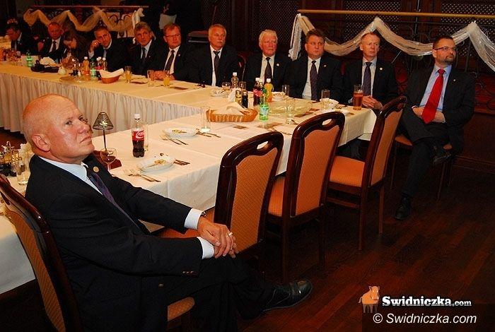 Świdnica: SPKiŚ wręczy Diamenty Wolności Balcerowiczowi, Frasyniukowi, Kwaśniewskiemu, Michnikowi i Mazowieckiemu