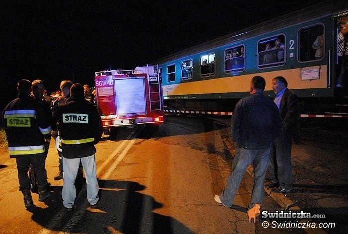 Żarów/kraj: Świadkowie z całego kraju przesłuchiwani w sprawie wypadku na żarowskim przejeździe kolejowym