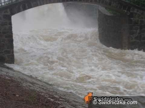 Dolny Śląsk: Niedziela i poniedziałek z deszczem – przewidywane wzrosty stanów wody w rzekach