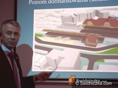 Świdnica: Sześć firm chce zająć się świdnickim dworcem