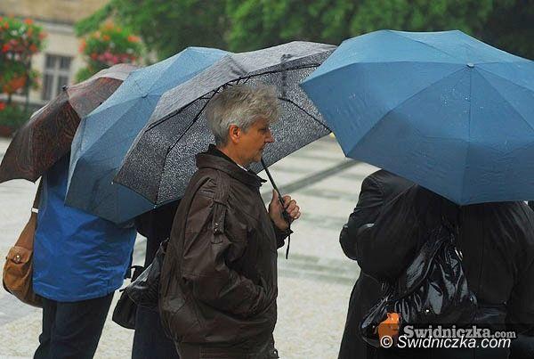Dolny Śląsk: Padać będzie intensywnie
