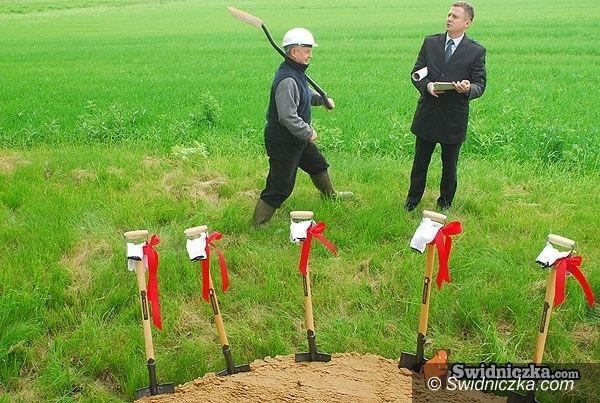 powiat świdnicki/Wrocław: Urząd marszałkowski daje kasę na łącznik do A4