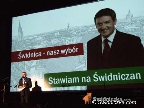 Świdnica: Wspólnota rozstrzygnęła casting na kandydata, wygrały dwie osoby