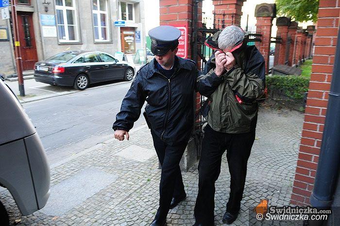 Świdnica: Trener Stanisław S. przed sądem (ZOBACZ ZDJĘCIA)