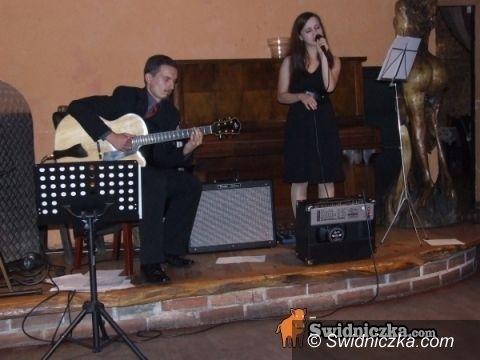 Świdnica: Gloria i Mateusz z odrobiną jazzowego polotu