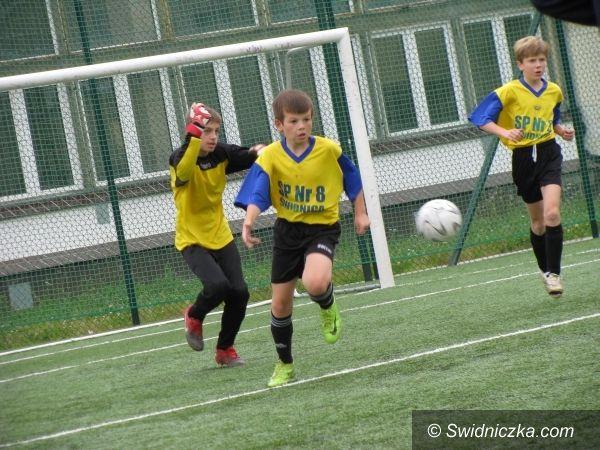 Świdnica: Turniej mini piłki nożnej pod dyktando SP8