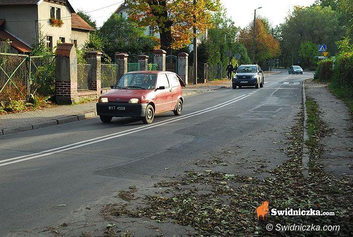 Świdnica: Śląska z chodnikami – na kolejne wakacje