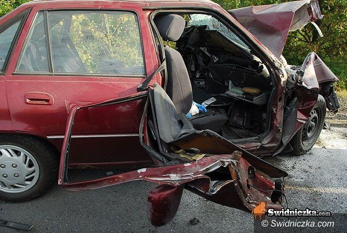 Świdnica: Kierowca focusa nie pamięta wypadku, w którym zginął dwudziestosiedmiolatek