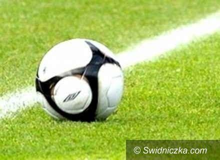 powiat świdnicki: Zagrają niższe ligi