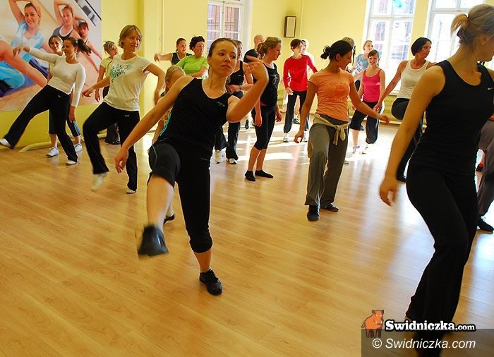 Świdnica: Jubileuszowy fitness