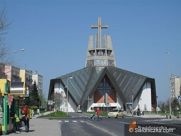 Świdnica: Latarnia morska w Kościele
