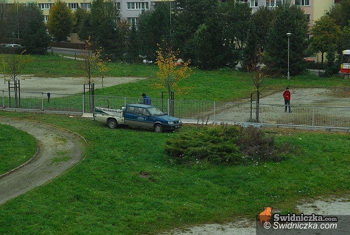 Świdnica: Rusza budowa sporego parkingu na Osiedlu Młodych