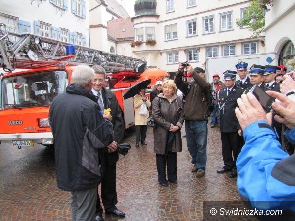 Świdnica: Strażacy ochotnicy rejestrują drabinę i starają się o włączenie do KSRG