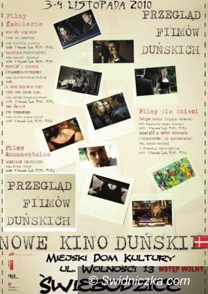 Świebodzice: Kino duńskie za free