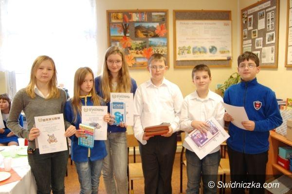 Świdnica: Młodzi mistrzowie ortografii