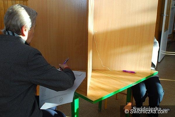 powiat świdnicki: Wybory włodarzy gmin na Świdniczce