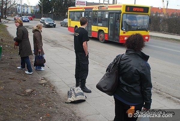 Świdnica: Ofiar Oświęcimskich będzie jednokierunkowa