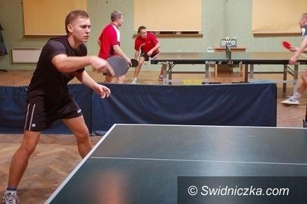 II-liga tenisa stołowego: Punkty były blisko