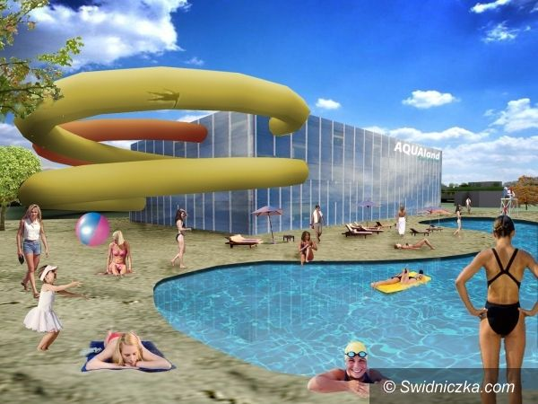 Świdnica: Wspólnota pokaże projekt aquaparku