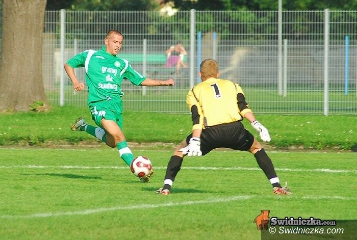 III-liga dolnośląsko-lubuska: Polonia Świdnica na finiszu
