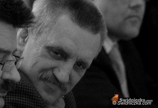 Świdnica: Radny Janusz Kalinowski nie żyje