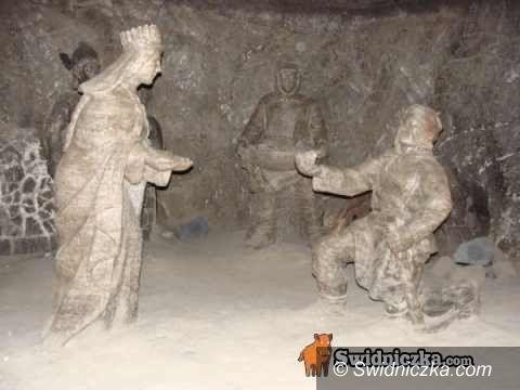 Wieliczka: Kościół Pokoju i cały Dolny Śląsk w mieście soli
