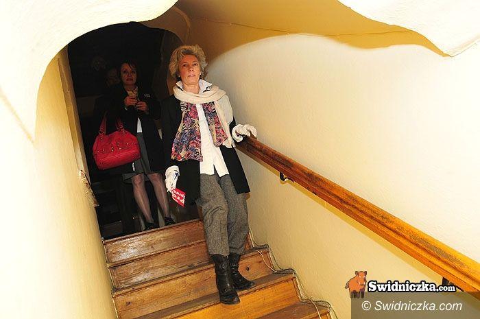 Świdnica: Nelly Rokita–Arnold w Świdnicy: lepiej w jedynakach się nie zakochiwać