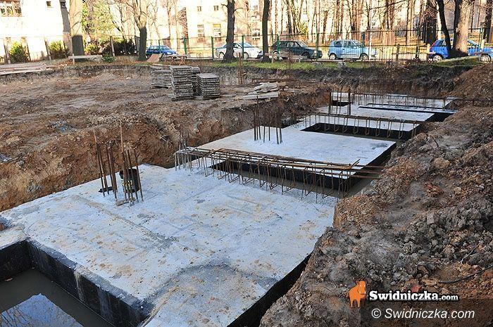 Świdnica: Nowa hala przy Pionierów
