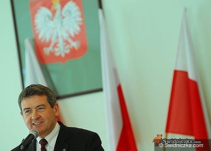 Świdnica: Orędzie prezydenta