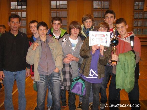 Świdnica: Gimnazjum nr 1 nie do zatrzymania