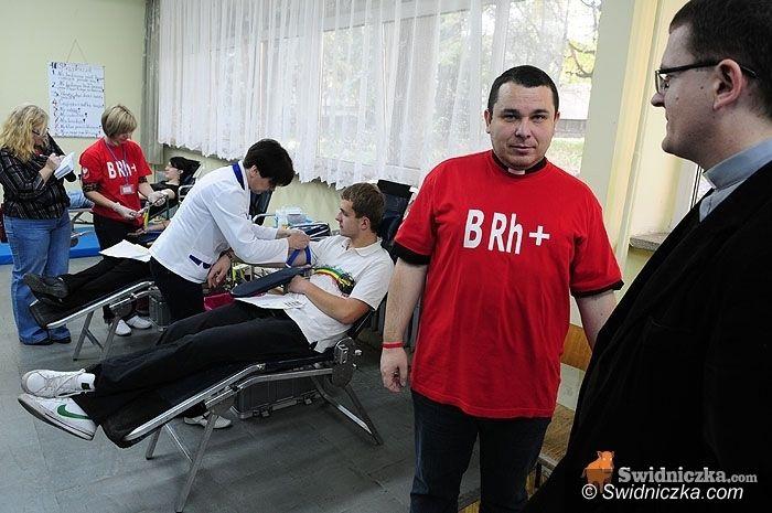 Świdnica: Pilnie potrzebna krew dla mieszkańca Osiedla Młodych