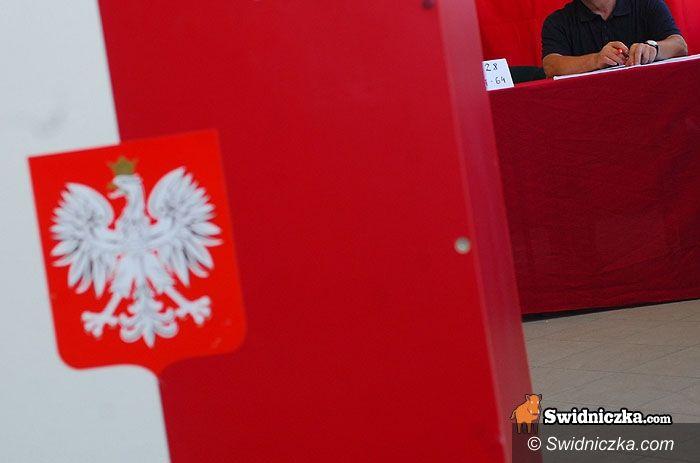 Świebodzice: Dziewięć zgłoszeń o przekupstwie na wyborach w Świebodzicach