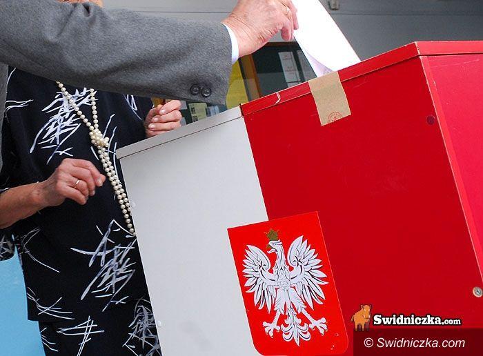 powiat świdnicki: Czas na protesty wyborcze na półmetku – na razie nikt nie złożył