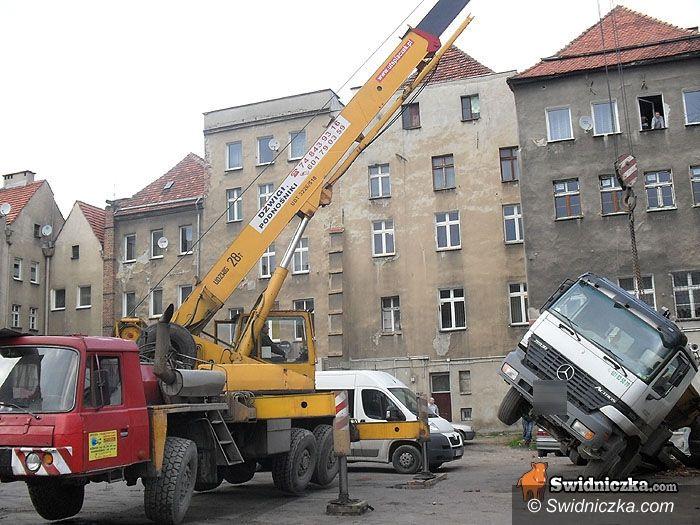 Świdnica: Co kryje pod ziemią centrum miasta?