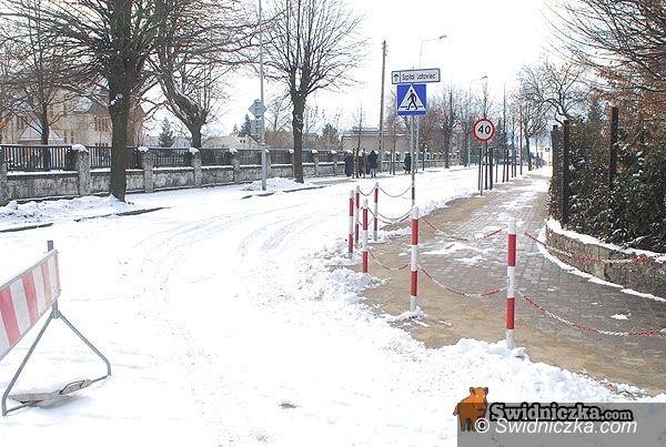 Świdnica: Drogi w Świdnicy w rękach województwa