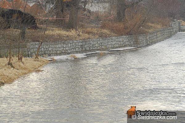 region: Zatory na rzekach – ostrzegają hydrolodzy