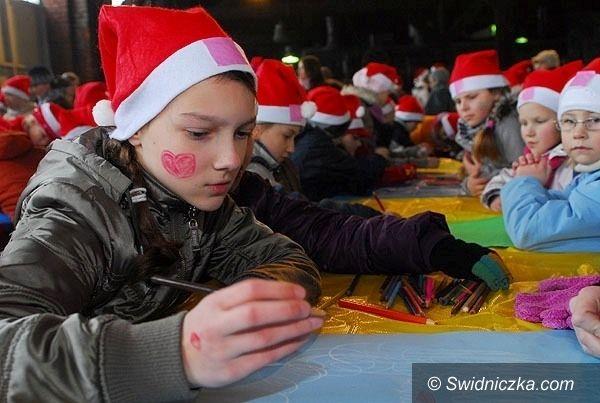 powiat świdnicki: Mikołajki za pasem, święty wyrusza w trasę