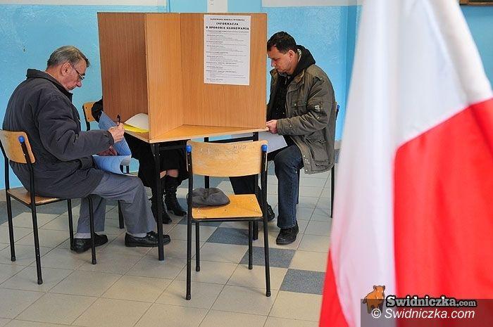 Świdnica, gmina Strzegom: Dziś II tura wyborów w Świdnicy i w Strzegomiu