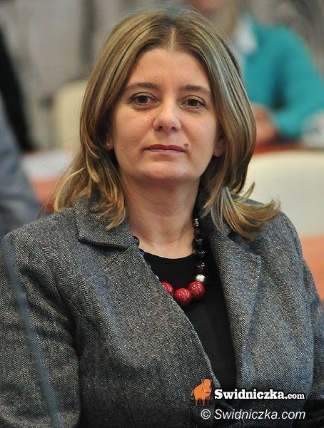 Świdnica: Beata Moskal–Słaniewska i temat z ulicy