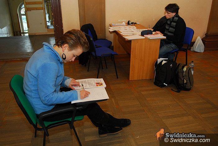 Świdnica: Długopisem walka o wolność