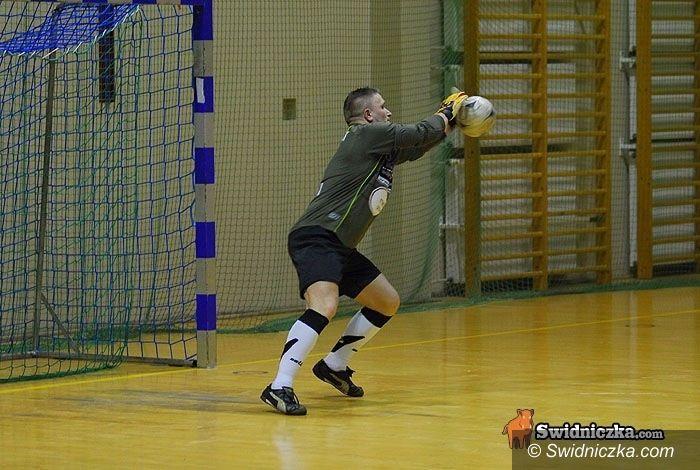 Świdnica: Ciężki weekend przed liderem Świdnickiej Ligi Futsalu