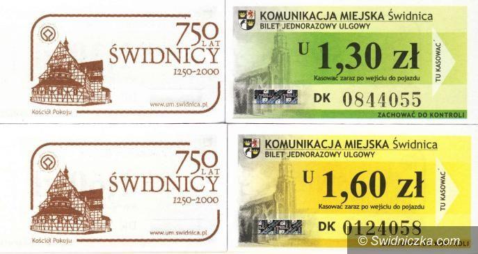 Świdnica: W autobusie z kolekcjonerskim biletem