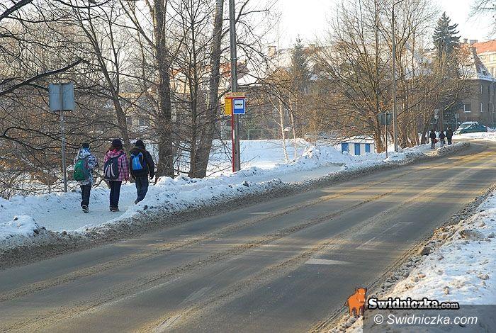 Świdnica: Nowy przystanek MPK – na ul. Pionierów
